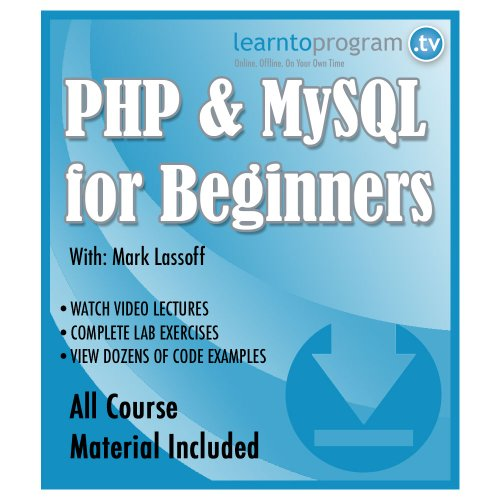 PHP& MySQL for Beginners for Mac [Download]