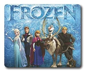 Frozen Nice Cover Design Rectangle Mouse Pad by eeMuse by ruishername
