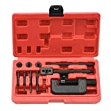 13 Pieces Chain Breaker Riveting Tool Kit | Set Cutting OHV Cam Drive ATV Motorcycle
