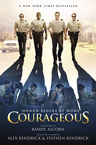 Courageous: A Novel cover