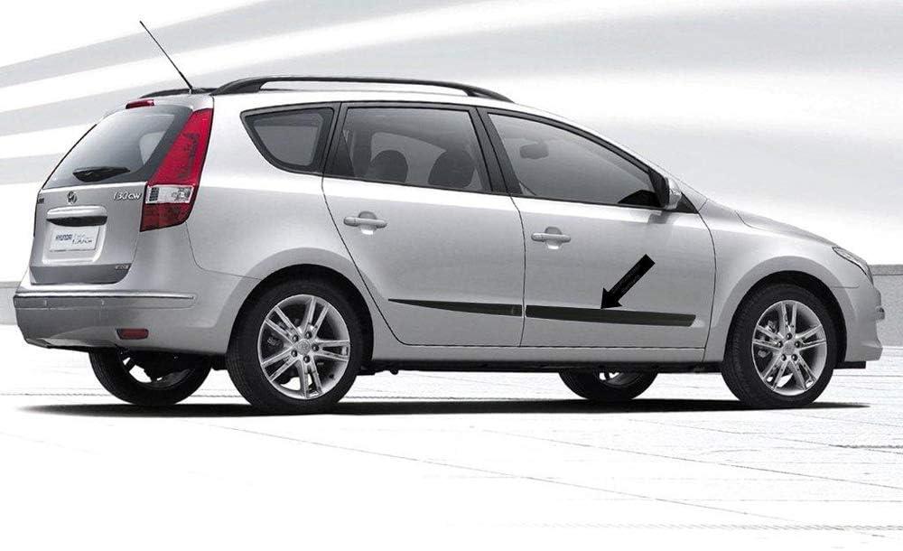 Spangenberg Seitenschutzleisten schwarz f/ür Hyundai i30 CW I Kombi 1 Generation i30cw Baujahre 10.2007-2011 F24 370002401