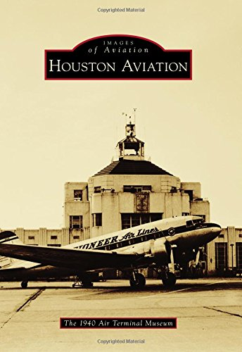 Houston Aviation (Images of - Terminal Houston Airport