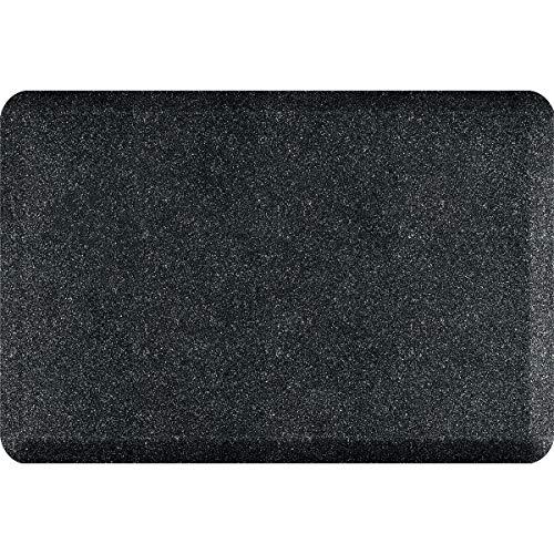 WellnessMats Granite Anti-Fatigue Mat - Comfort, Support & Style - Non-Slip, Non-Toxic - 3'x2'x 3/4