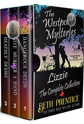 Lizzie ~ The Complete Collection (The Westport Mysteries) by [Prentice, Beth, Prentice, Beth ]