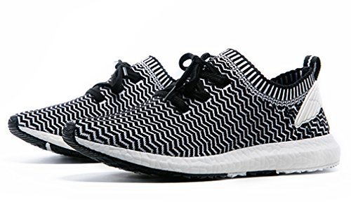 Casual White Black Woven OneMix Outdoor Jogging Sneakers Unisex Training SzqPP6nE8