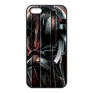 iPhone 5 5s Cell Phone Case Black Ultron Army G3W9YZ