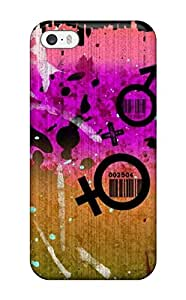 DanielFletcher Snap On Hard Case Cover Funky Punk Protector For Iphone 5/5s