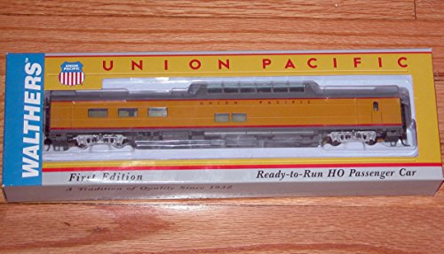 (Union Pacific(R) City Streamliner Cars Ready to Run -- Observation-Dome-Lounge #9000-9014 ACF Lot #4096 Union Pacific(R))