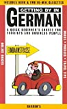 img - for Getting By in German: with Audiocassettes (Getting By Series) book / textbook / text book