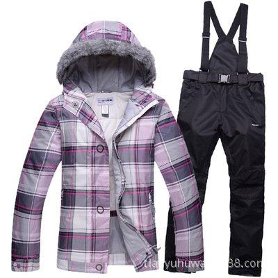 Caldo Impermeabile Di Cerniera Sci Giacche Degli Uomini Antivento Tuta Fym Donne Giacca Pantaloni 7 Cappotto Dyf ana8Pq6