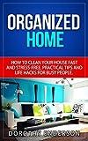 Free eBook - Organized Home