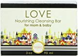 BASQ Love Cleansing Bar, Lavender, 3 Ounce