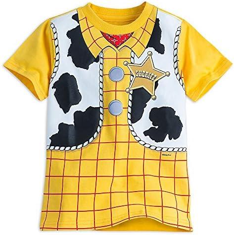 ディズニー (Disney) トイ・ストーリー ウッディ なりきり Tシャツ コスチューム US5/6 [並行輸入品]