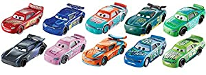 Disney/Pixar Cars Discast 10 Pack, [Amazon Exclusive]