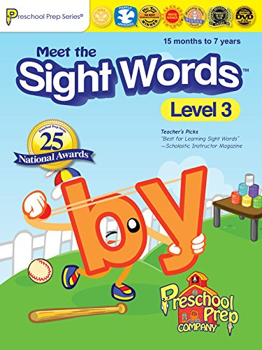 Meet the Sight Words 3