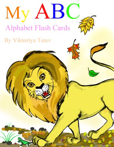 My ABC Alphabet Flash Cards (English)