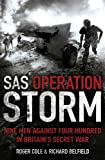 SAS Operation Storm, Richard Belfield and Roger Cole, 144472696X