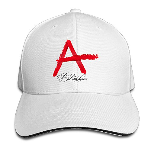 DCM500 A-Pretty Little Liars Made From 100% Cotton. 3.5 Inches High. Baseball-caps Gifted For Both Men And Women. Hand Washable.