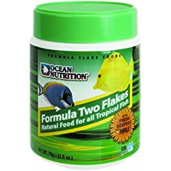 Ocean Nutrition Formula Two Flake Food 2.5oz
