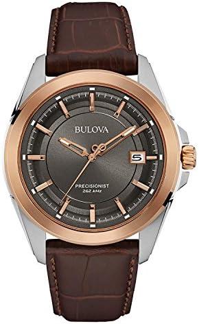Bulova Precisionist - 98B267 WeeklyReviewer