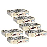 Kerr 7061000104 4 Oz Decorative Jelly Jars