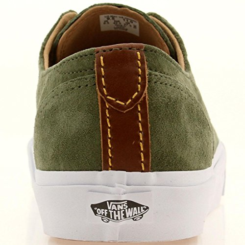 Olivine High Suede Fashion White Ankle Dillon Ca Sneaker Vans tqvA00
