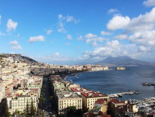 Lais Puzzle Napoli Vesuvio 1000 Pezzi