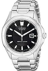 Citizen Men's BL1270-58E The Signature Collection Eco-Drive Octavia Perpetual Watch