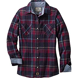 Legendary Whitetails Women's Cottage Escape Flannel Shirt