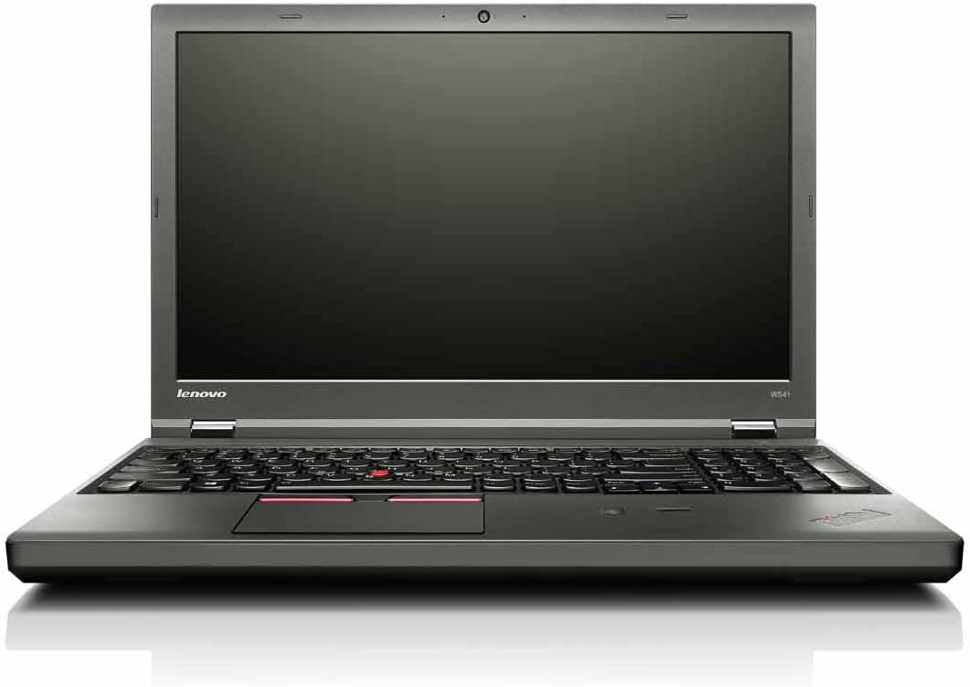 Lenovo ThinkPad W541 15.6in Laptop, Core i7-4600M 2.9GHz, 16GB RAM, 512GB Solid State Drive, DVDRW, Windows 10 Pro 64bit, FHD, CAM (Renewed)
