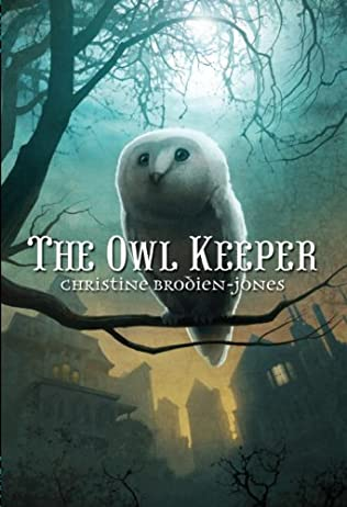 book cover of The Owl Keeper