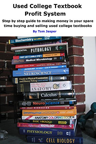 Used College Textbooks >> Amazon Com Used College Textbook Profit System Step By Step Guide