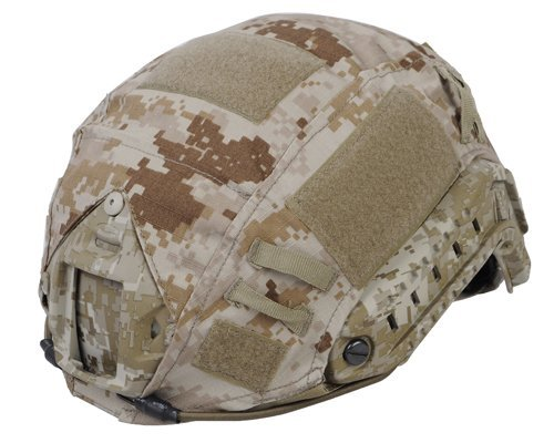 Emerson Military Tactical Helmet Cover for Ops-Core Fast Ballistic Army Paintball Hunting Shooting Gear Helmets, AOR1 Camo (Emerson Army compare prices)