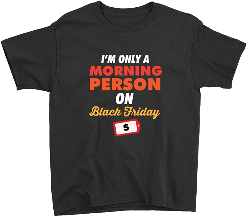 Subblime Morning Person Youth T-Shirt