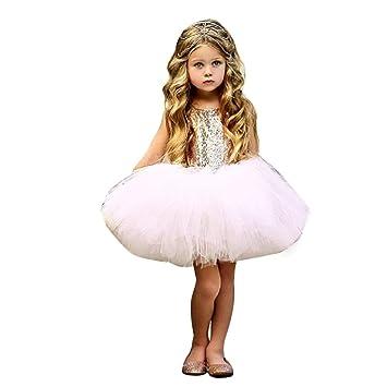 Remoción bestoppen Remoción bestoppen bebé niñas vestido de princesa de, diseño de sin mangas boda