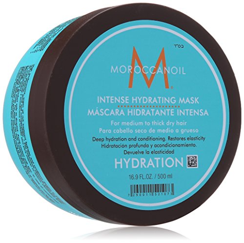 Moroccanoil Intense Hydrating Mask, 16.9-Ounce Jar (Mask Intense Moisture)