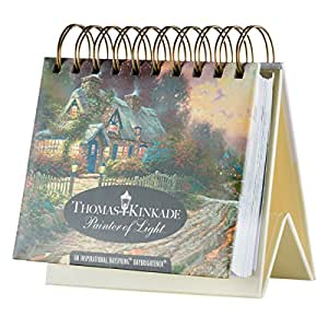 Flip Calendar - Thomas Kinkade Painter of Light