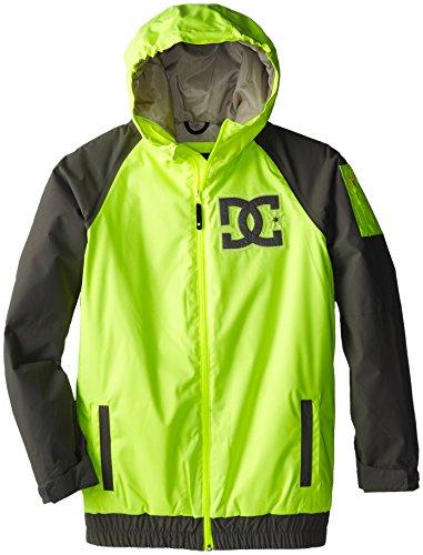 3d429a715 DC Apparel Big Boys' Troop Snow Jacket - Import It All