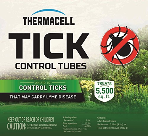 ck Control Tubes, 6-Count ()