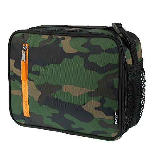 Cheap  PackIt Freezable Classic Lunch Box, Camo