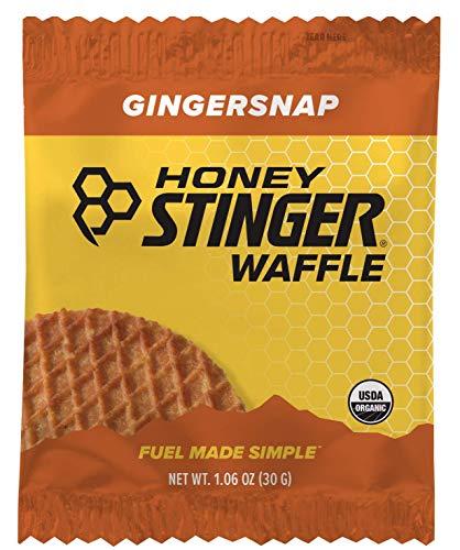 Honey Stinger Waffle Gingersnap (6 Pack)