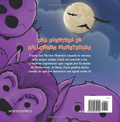 Una Aventura de Halloween Monstruosa (Spanish Edition): Matthew Verdini: 9781978354142: Amazon.com: Books