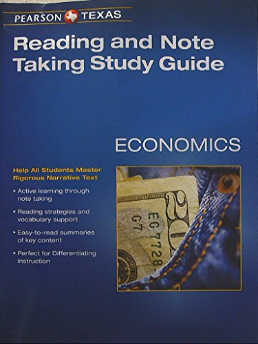 study guide for economics Get this from a library study guide for economics today : the micro view, 17th  edition [roger leroy miller david d vanhoose.