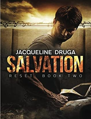book cover of Salvation
