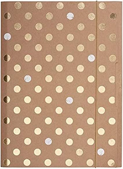 1 St/ück Zettelkasten Pure Glam 700 Blatt blanko 9x9cm