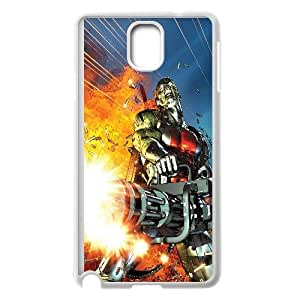 Deathlok Comic Samsung Galaxy Note 3 Cell Phone Case White 218y-900839