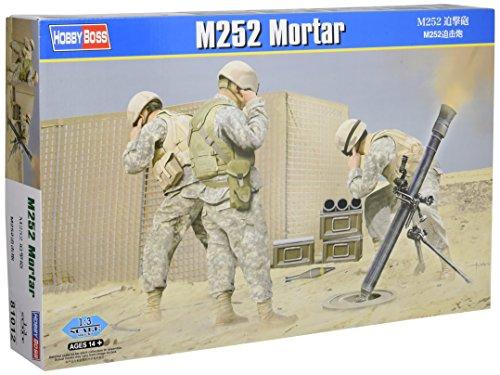 Hobby Boss M252 Mortar Armor Model Kit