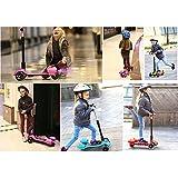 MammyGol Kick Scooters for Kids,Adjustable Handle