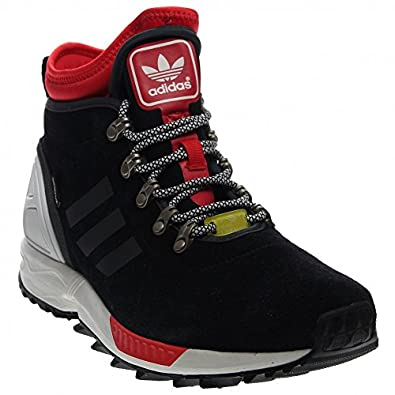 newest 00530 e588d ... adidas ZX Flux Winter Black ...