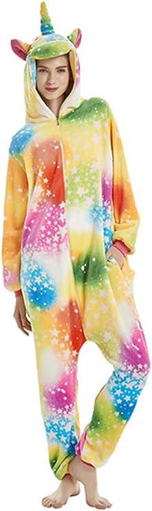 pijamas de estrella unicornio